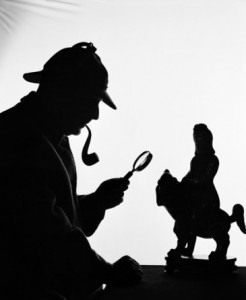 h-armstrong-roberts-silhouette-of-man-wearing-deerstalker-dressed-as-sherlock-holmes